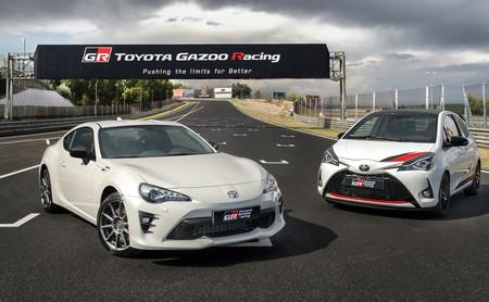 Probamos en el Jarama lo más deportivo de Toyota, como antesala de las Gazoo Racing Experiences