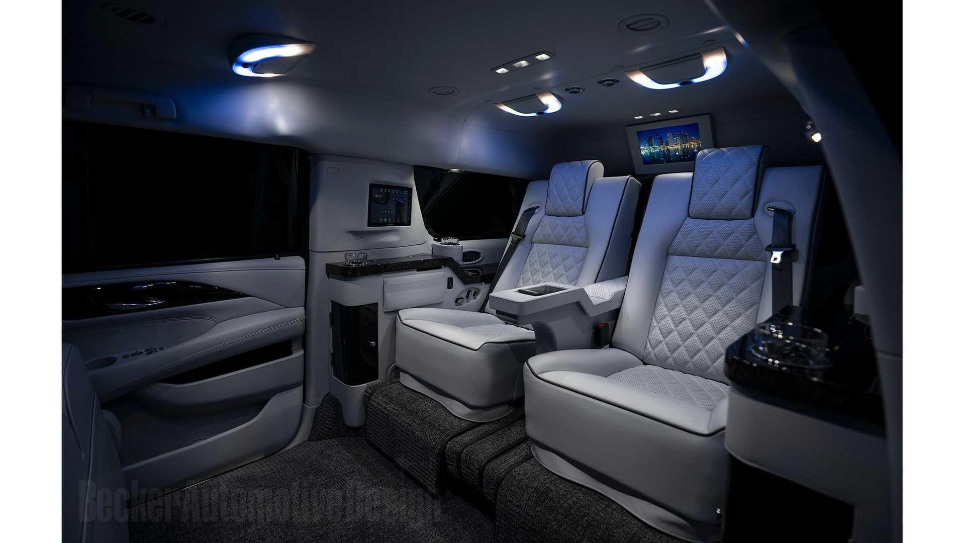 Foto de Cadillac Escalade ESV de Sylvester Stallone (9/23)