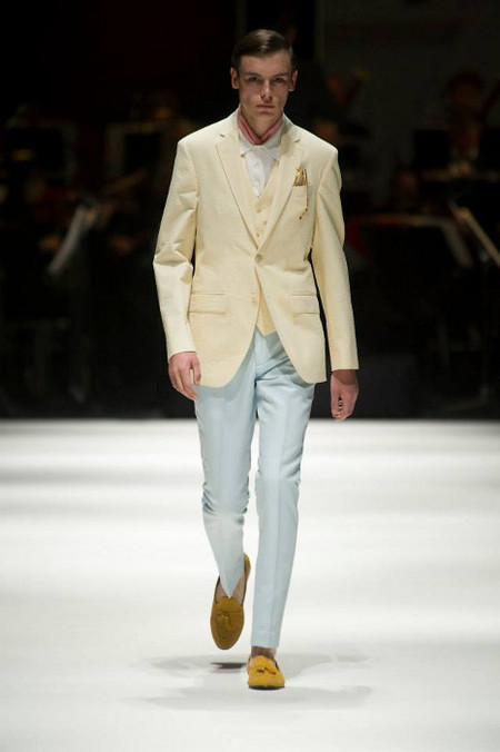 Hackett London SS 14   Amarillo