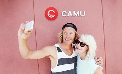 Camu, la popular aplicación de fotografía de iOS llega a Android