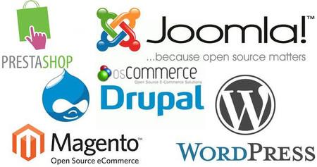 Cinco ventajas de los gestores de contenido de código libre para desarrollar tu web