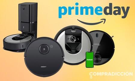Amazon Prime Day 2021: mejores ofertas del día 22 de junio en robots aspiradores