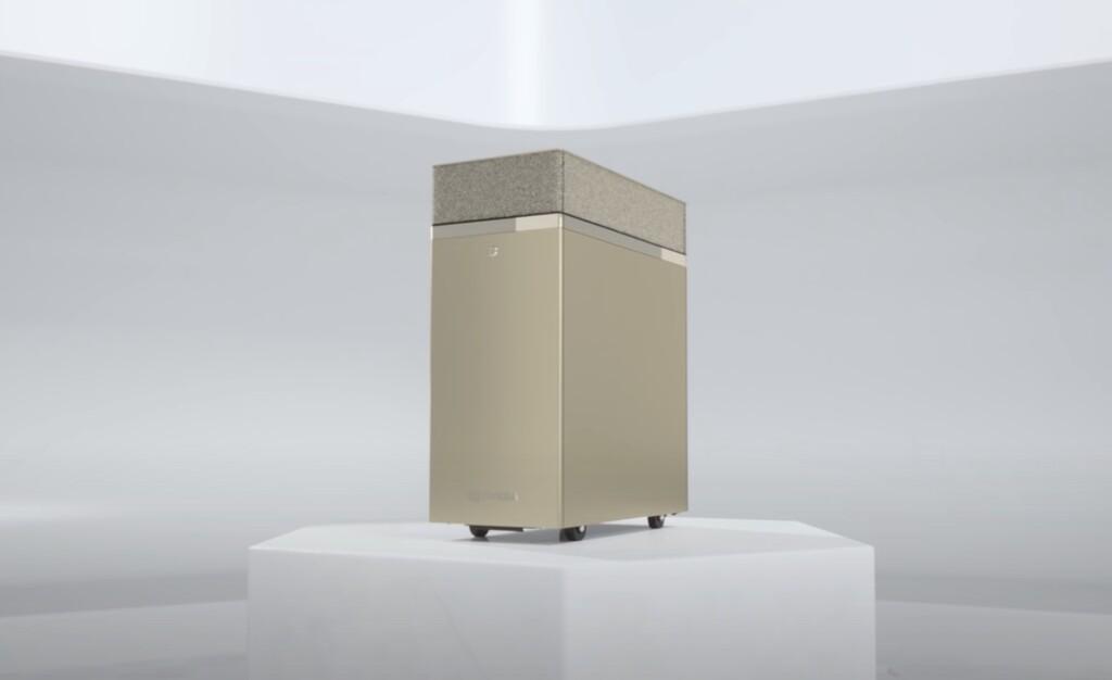 La última workstation de NVIDIA es una bestia equipada con cuatro GPUs A100 de 80 GB cada una