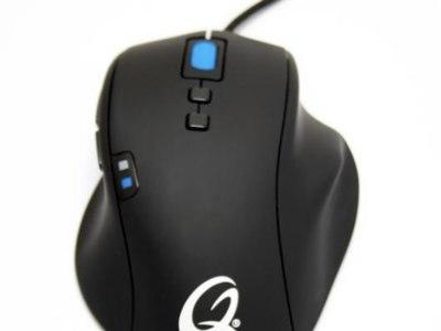 QPad 5K, un nuevo ratón láser para jugones