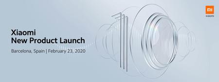 Xiaomi nos cita el 23 de febrero en el MWC: ¿nuevos Mi 10 a la vista?