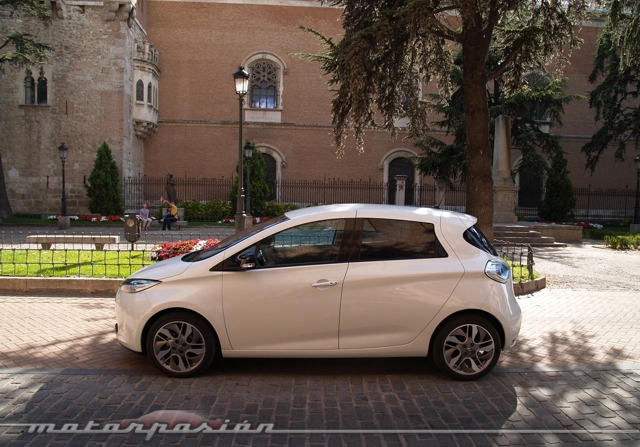 Foto de Reto de autonomía eléctrica en un Renault ZOE (10/18)