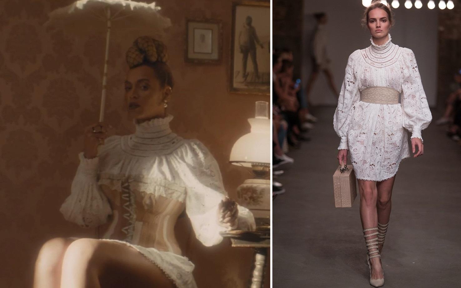 Foto de Vestuario de Beyoncé en Formation (17/21)