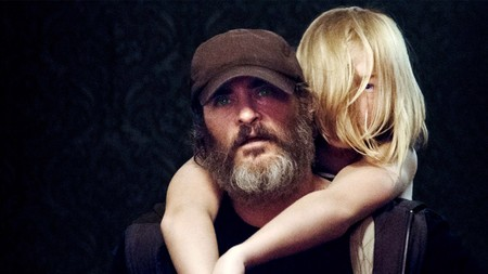 Joaquin Phoenix You Were Never Really
