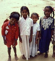 Tráfico de niños en la India, una lamentable realidad