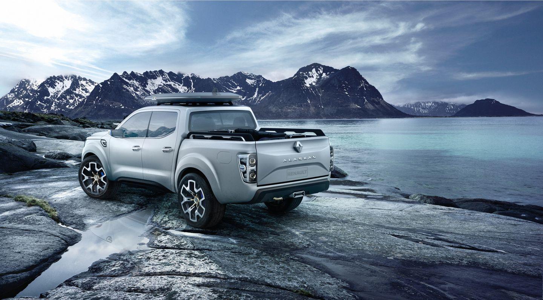 Foto de Renault Alaskan (15/15)
