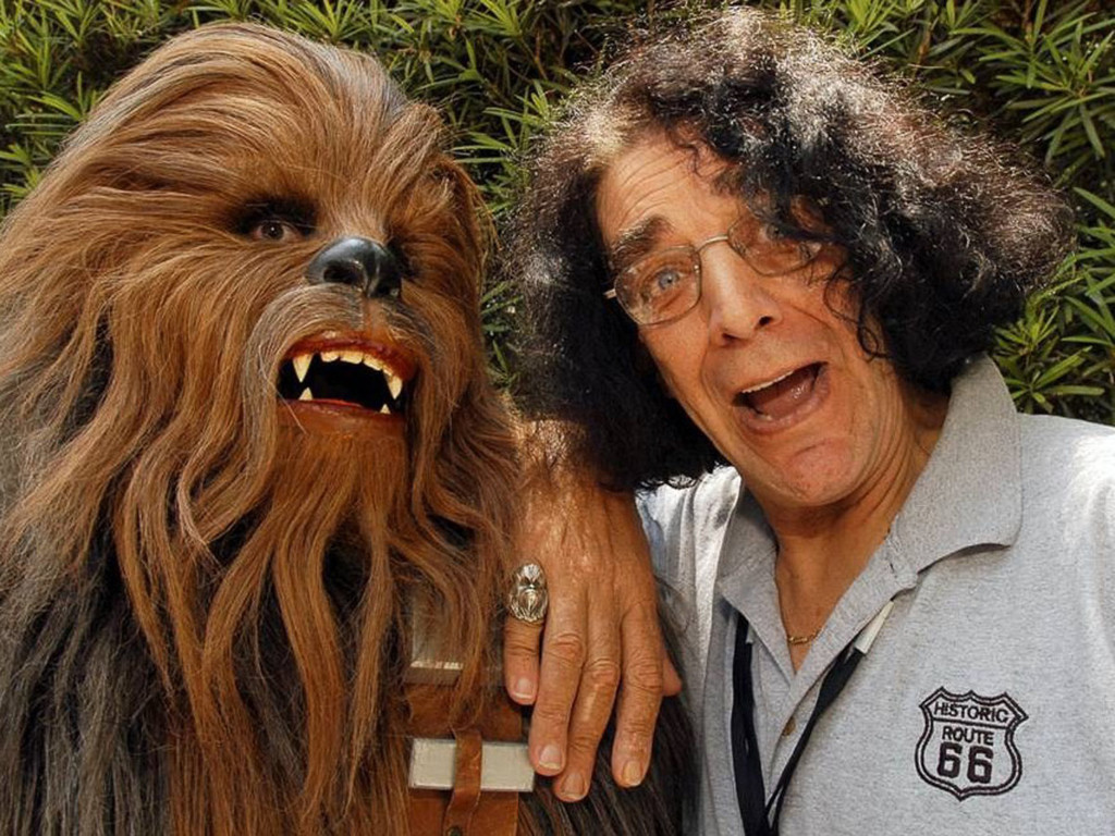 Die Peter Mayhew to 74 years: goodbye to Chewbacca original 'Star Wars'