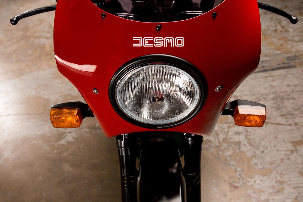 Foto de Ducati 900 MHR Mille (20/21)