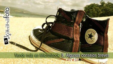 Vende más en Microstock: 8. Algunos consejos breves