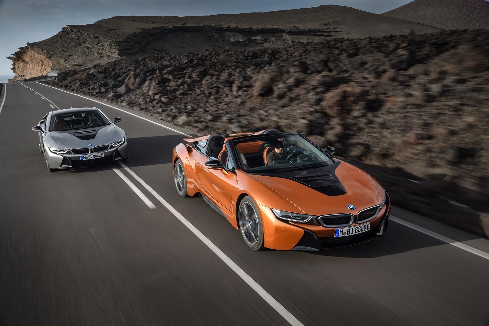 Foto de BMW i8 Roadster 2019 (19/39)