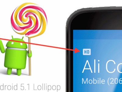 Así funcionan las llamadas HD que llegan con Android 5.1