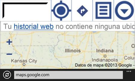 Google Maps vuelve a ser accesible para los usuarios de Windows Phone