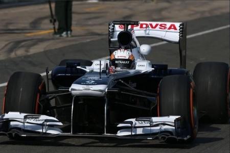 Williams da a Dani Juncadella un segundo día en el Test de Jóvenes Pilotos