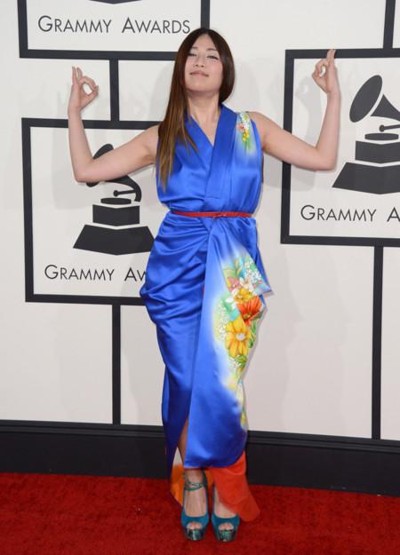 Alba Natsuki Grammy 2014