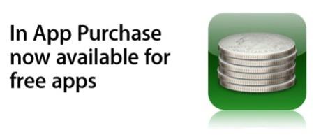 Apple permite las compras desde aplicaciones gratuitas