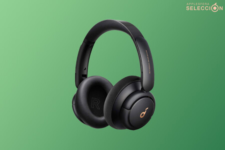 Los auriculares Bluetooth Soundcore Life Q30 dan mucho por 59,99 euros en Amazon: 40 horas de batería, ANC y ecualizador por app