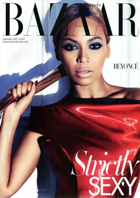 All the sexy ladies: Beyoncé en Harper's Bazaar y J.Lo en Vanity Fair