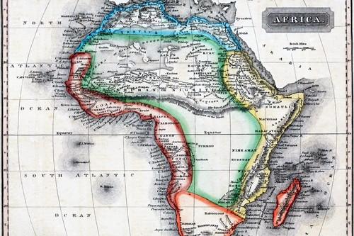 Cinco libros para descubrir el continente africano