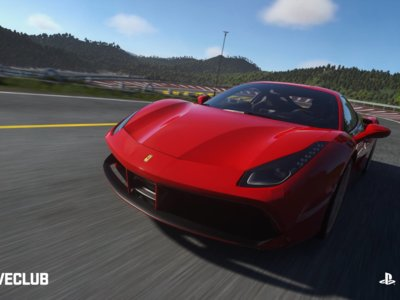 Conducir los vehículos en DriveClub será más complicado en febrero con el modo Hardcore