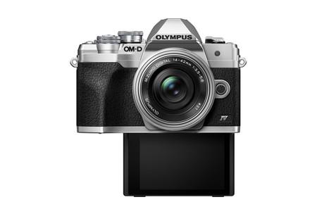 Om D E M10 Mark Iv Silver Ez M1442 Selfie Product