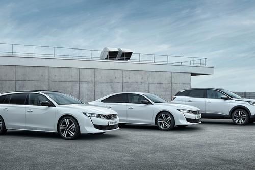 Peugeot presenta las versiones híbridas de sus modelos 508 y 3008, con tracción parcial o total