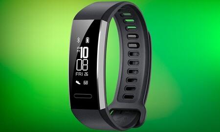 Por muy poco dinero, Amazon te deja una completa pulsera deportiva a precio mínimo: Huawei Band 2 Pro por 19,90 euros esta semana