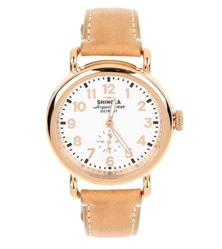 Shinola, un reloj para cada gusto
