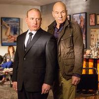 Starz no quiere seguir contando con 'Blunt Talk' y la cancela en su segunda temporada