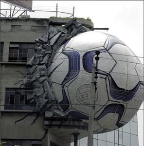 Nike, publicidad para el mundial
