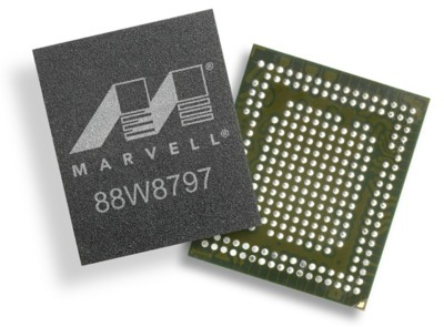 Marvell prepara un chip todoterreno con WiFi ac, Bluetooth 4.0 y NFC