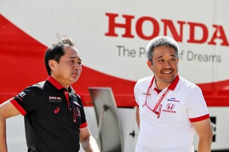 Yamamoto Honda F1 2019