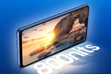 Samsung Galaxy M32: pantalla AMOLED a 90 Hz, enorme batería y precio ajustado