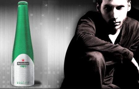 I-con, nueva botella de Heineken diseñada por Ora-ïto