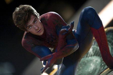 Andrew Garfield es el nuevo Spiderman