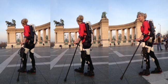 Una impresora 3D fabrica exoesqueletos para parapléjicos