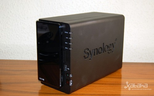 Synology DiskStation DS216+, análisis: potente y versátil  NAS multimedia