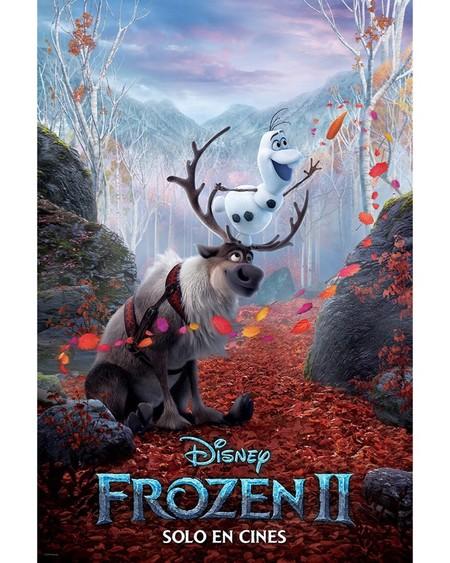 Frozen 2 Sven