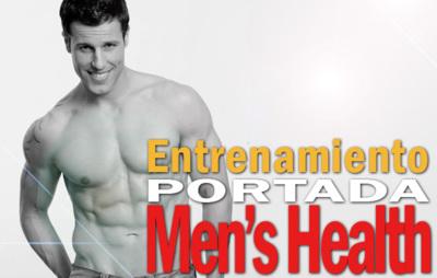 Entrenamiento para la portada Men's Health 2013: dieta primer mes (V)