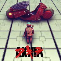 Así han creado en No Man's Sky la famosa moto que lleva Kaneda en Akira