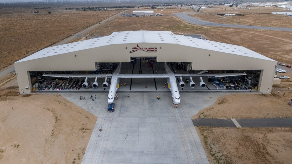 Stratolaunch 1