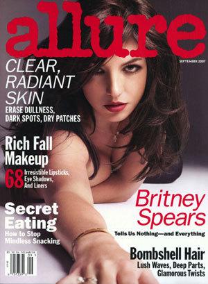 Britney no parece ni ella