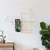 ¡Por fin! Un tendedero de interior bonito y funcional que puede colocarse en cualquier estancia de la casa