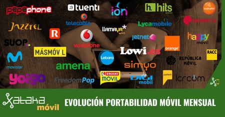 Movistar sorprende ganando casi 20.000 líneas móviles mediante portabilidad en noviembre
