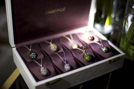 Shopping de altos vuelos de la mano de Fabergé y de VistaJet