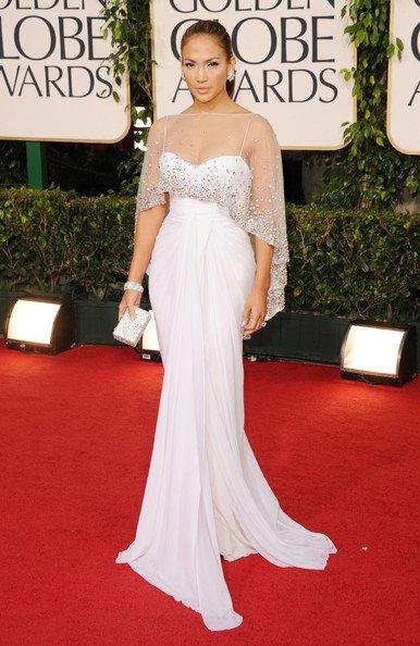 Jennifer Lopez Globos de Oro 2011