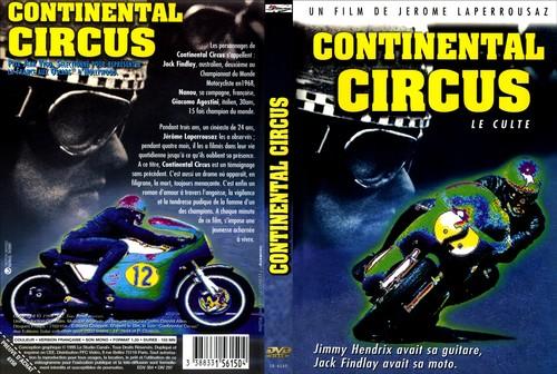 Navidades, dulces y cine: Continental Circus, vida y muerte en otra época